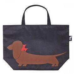 Sausage Dog Insulated Cooler Bag