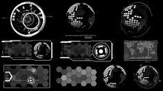 HUD Graphic Display Elements