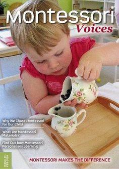 Early Childhood Education - The Montessori Method for the Infant/Toddler (Birth to Age Three)