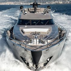 Fancy a yacht like this. See the bio