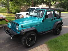 Jeep Wrangler Sport Sport Utility 2 Door | eBay OMG I LOVE THIS! THIS IS PERFECT DREAM CAR