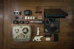 Oursicate / Things Organized Neatly