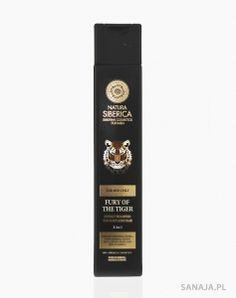Szampon 2 w 1 do Włosów i Ciała Energia Tygrysa - 250 ml