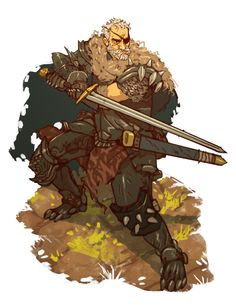 old fashion warrior with a eye of wisdom that gives him 30 wis and spd of 80 can also dodge as a reaction son of god of knowledge Old Warrior, Fantasy Warrior, Fantasy Rpg, Medieval Fantasy, Fantasy Artwork, High Fantasy, Fantasy Character Design, Character Design Inspiration, Character Concept
