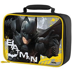 62bec8051fd8 11 Best lunch boxes images in 2013 | Lunch boxes, Batman, Kitchen ...