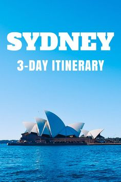 Sydney is one of the most popular and visited cities in Australia. Discover all the best things to do in Sydney in 3 days with this Sydney itinerary. Brisbane, Perth, Sydney Australia, Western Australia, Australia Trip, Coast Australia, Victoria Australia, Great Barrier Reef, Cairns