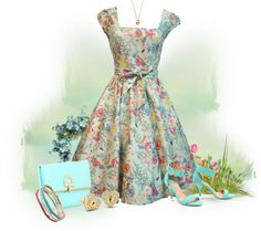 """""""Spring Flowers"""" by girlyideas on Polyvore"""
