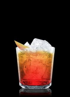 Mango Breeze - Fill a chilled rocks glass with ice cubes. Add all ingredients. Garnish with mango. 1 Part Absolut Mango, 2 Parts Cranberry Juice, 1 Part Mango Juice, 1 Slice Mango