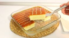 Ekonomik Çook lezzetli Karamelli Trileçe Tarifi /Sosunda Krema yok / Hayalimdeki Yemekler - YouTube