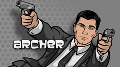 Sterling Archer - Awesome Show! Archer Tv Series, Archer Show, Archer Fx, Sterling Archer, Tv Show Drinking Games, Cheryl Tunt, Archer Characters, Cartoon Characters, Season 7