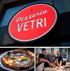 Pizzeria Vetri in the Spring Garden Neighborhood of Philadephia (Photos by M. Edlow for GPTMC)
