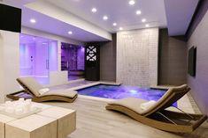 Saunas, Custom Home Builders, Custom Homes, Inspire Me Home Decor, Dream House Interior, Home Theater Design, Home Spa, Interior Design Services, Luxury Living