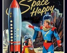vintage space travel - Bing Images