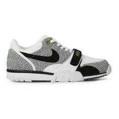 Nike Air Trainer 1 Low St 637995-100 Sneakers — Training Shoes at CrookedTongues.com
