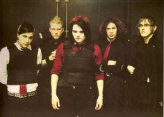 My Chemical Romance Warped Tour