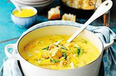 Fish Recipes, Soup Recipes, Snack Recipes, Healthy Recipes, Snacks, Good Food, Yummy Food, Tasty, Swedish Recipes