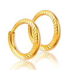 I share with you fashion gold earrings ideas in this photo gallery.