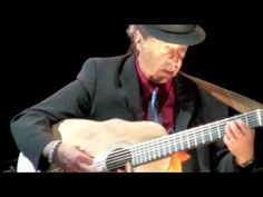 "Leonard Cohen. ""Who By Fire"" Featuring Javier Mass on guitar. 2010"