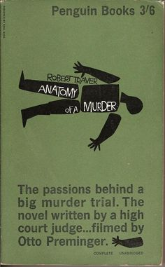 Saul Bass penguin cover #books