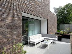 Vande Moortel facing brick Nature Zwart-bruin