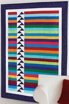 "Patch-vànoves... ------""Flight Path Quilt""--boy quilt--Pattern"
