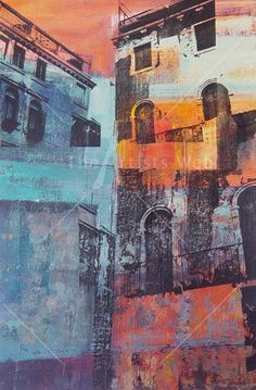 Venetian Dwellings by Kate Boyce