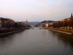 Verona, Italy. This photo was taken nearby the house I lived in during my student exchange.