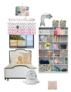 """""""kids bedroom"""" by iall202006 ❤ liked on Polyvore featuring interior, interiors, interior design, home, home decor, interior decorating, Bernhardt, Umbra, Argento SC and Aviva Stanoff"""