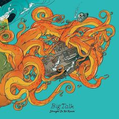 """Glam swagger and Springsteen rock combine on @BigTalkMusic's """"toothier"""" second LP http://nmem.ag/PDdt3"""