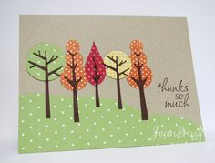 Color Me Grateful by naturecoastcrafter - Cards and Paper Crafts at Splitcoaststampers