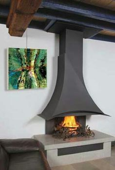 9 Fireplace Ideas Fireplace Freestanding Fireplace Fireplace Design