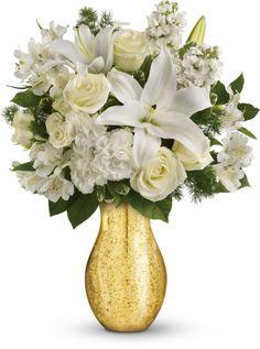 Teleflora Anniversary Flowers50th Wedding
