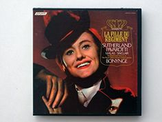 Amazon.com: Buying Choices: Joan Sutherland, Donizetti/Fille Regiment (Pre-Recorded Reel To Reel Audio Tape)