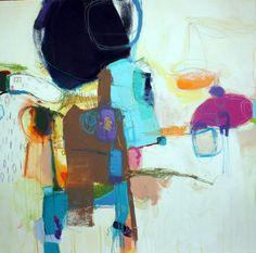 pegah salimi acrylic on canvas 80 & 80
