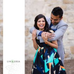Gorgeous Orange County Engagement | Neil and Ankita