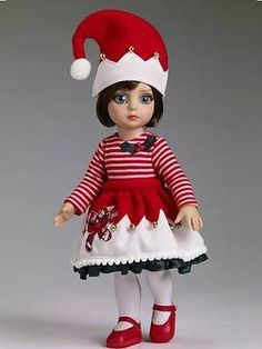 """Tonner Happy Holidays Patsy Outfit Only Le 200 """"No Doll"""" in Time for Christmas 
