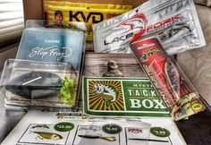 Gifts for the fishermen in your life Mystery Tackle Box Best Men's Subscription Boxes #FathersDayGiftIdeas