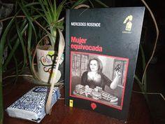 Mujer equivocada. Mercedes Rosende | Páginas Colaterales