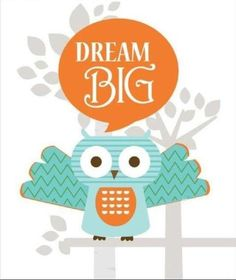 origami owl ~ DREAM BIG   This is how I am approaching my Origami Owl Business!!! Join me and let's dream big together ~ I would love to be your mentor and begin your training today ~ Designer #8873  locketlife.orgiamiowl.com
