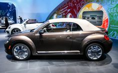 2014 VW beetle convertible. If only TDI came in 4motion!