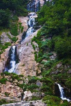 Cascada Cailor - Borşa - Maramureş
