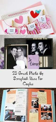25 Great Photo of Scrapbook Ideas For Couples . Scrapbook Ideas For Couples Holly Company Happy Valentines Day Projects To Do Pinte #valentinesdayideasForDaughter #valentinesdayideasParty #valentinesdayideasForHim #valentinesdayideasDIY #valentinesdayideasParaEl14De #CoupleScrapbook