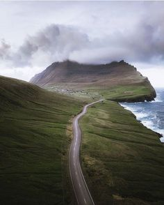 Beautiful Places In The World, Beautiful Places To Visit, Wonderful Places, Nature Photography, Travel Photography, Visit Denmark, Natural Scenery, Closer To Nature, Faroe Islands