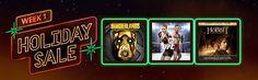 Primera semana de ofertas de navidad en la PS Store