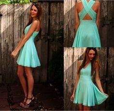 Short prom Dress,mint Prom Dresses,cheap prom dress,Party dress for girls,homecoming dress,BD1246