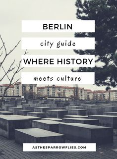 Berlin City Guide | Germany | Europe | Travel Tips