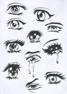 #Anime, #Draw, #Drawing, #Drawing-Eyes, #Eye, #Manga, #Manga-Eyes, #To-Draw #manga - Résultats Google Recherche d'images correspondant à http://www.