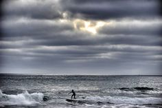 Surfer in Oceanside - September 17, 2013 by Rich Cruse on 500px