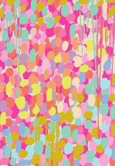 Paint Drip Abstract wrapping paper sheets - colorful birthday present gift wrap Cute Wallpaper Backgrounds, Cute Wallpapers, Iphone Wallpaper, Colorfull Background, Wrapping Paper Design, Colorful Birthday, Drip Painting, Pretty Patterns, Pattern Wallpaper