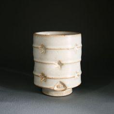 Yunomi Stoneware Cup by TroyBungartStudios on Etsy